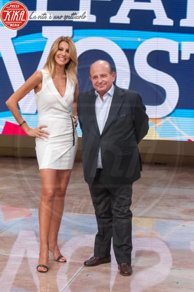 Giancarlo Magalli, Adriana Volpe - Roma - 08-09-2016 - Ecco perché Laura Forgia ha pianto in diretta a I Fatti Vostri