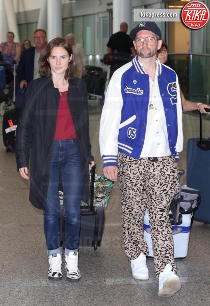 Christopher Robinson, Amanda Knox - Toronto - 08-09-2016 - Amanda Knox: la rivelazione shock su Perugia