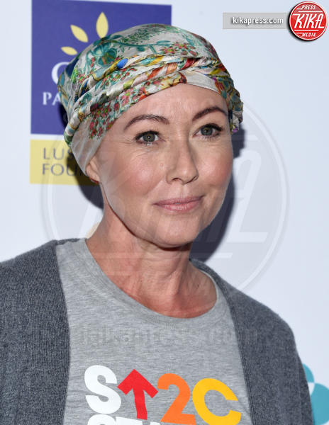 Shannen Doherty - Los Angeles - 09-09-2016 - Shannen Doherty, finalmente il tumore in remissione