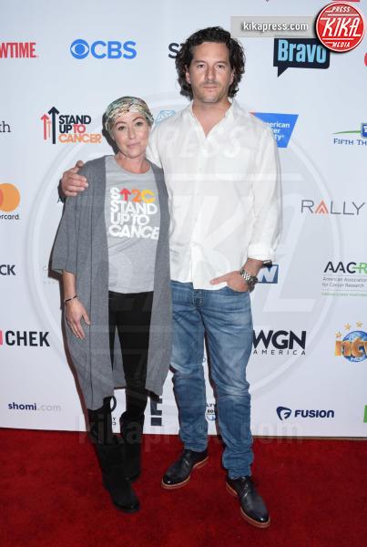 Kurt Iswarienko, Shannen Doherty - Los Angeles - 09-09-2016 - Shannen Doherty, finalmente il tumore in remissione