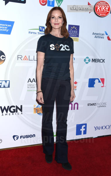 Marcia Cross - Los Angeles - 09-09-2016 - Shannen Doherty riunisce le star contro il cancro