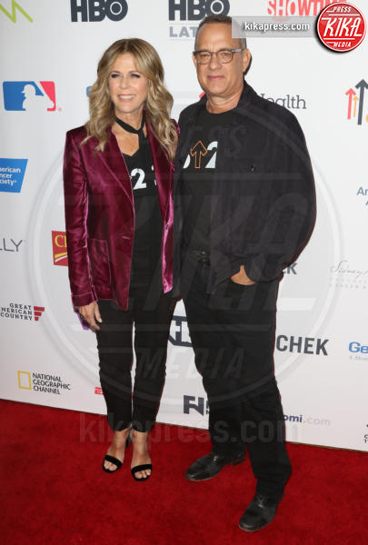 Tom Hanks, Rita Wilson - Los Angeles - 09-09-2016 - Cruz-Bardem & co: gli amori più romantici dello showbiz