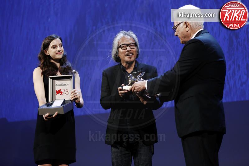 Lav Diaz - Venezia - 10-09-2016 - Venezia 73, The woman who left vince il  Leone d'Oro