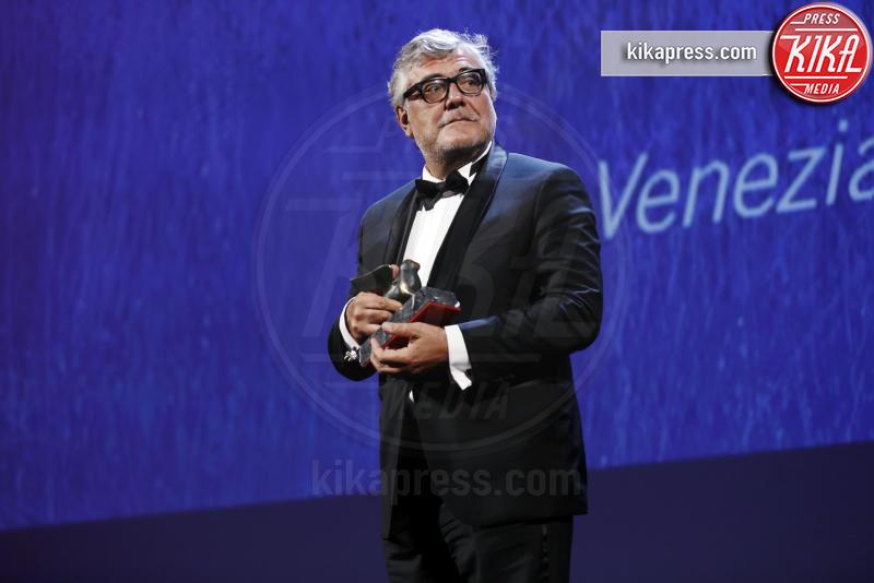 Giancarlo De Cataldo - Venezia - 10-09-2016 - Venezia 73, The woman who left vince il  Leone d'Oro