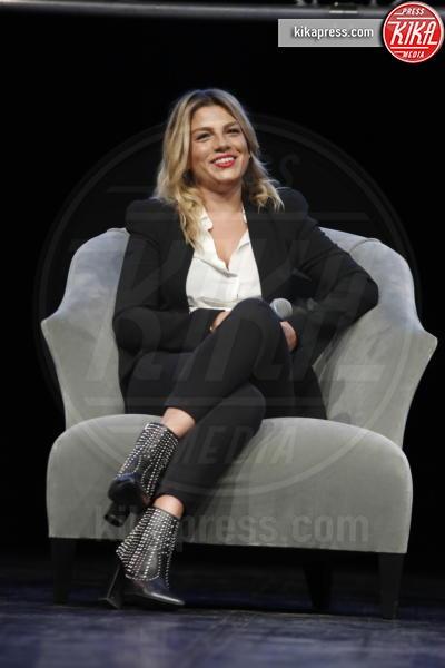Emma Marrone - Milano - 10-09-2016 - Emma Marrone a luci rosse ad Amici: ecco cos'è successo