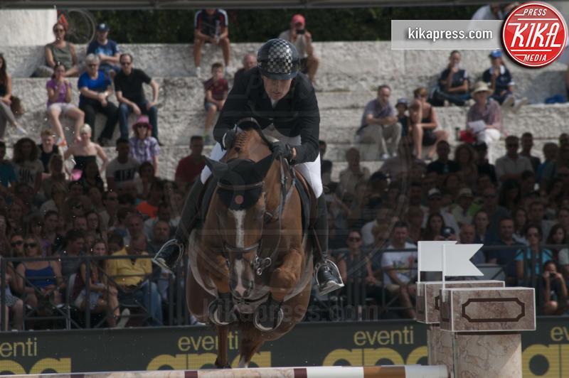 Lucrezia Cordoba - Roma - 11-09-2016 - Lucrezia Cordoba alla Longines Global Champions Tour