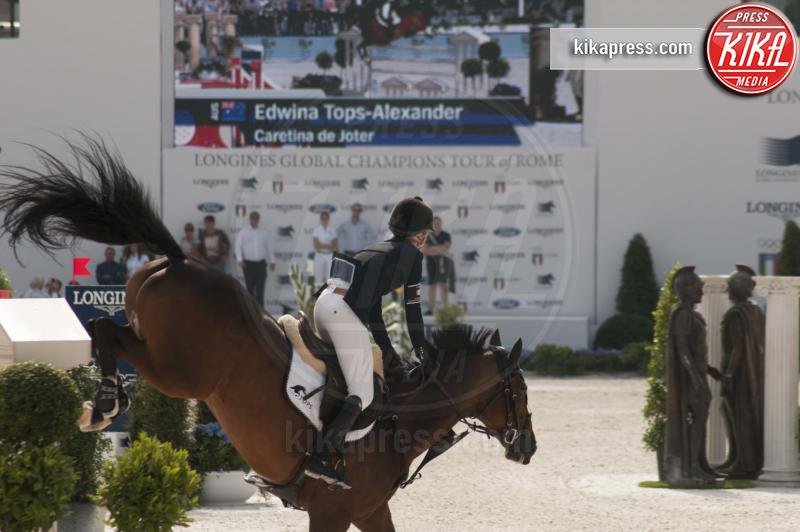 Marta Ortega - Roma - 11-09-2016 - Lucrezia Cordoba alla Longines Global Champions Tour
