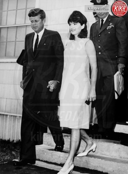 John Fitzgerald Kennedy, Jacqueline Kennedy - Washington - 01-01-1961 - Le star che non sapevi fossero rimaste vedove da giovani