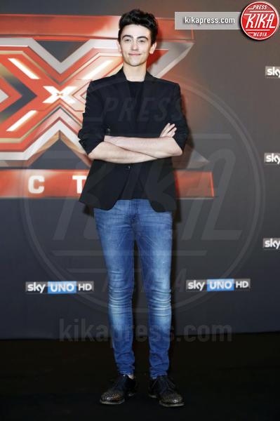 Michele Bravi - Venezia - 12-09-2016 - Aurora Ramazzotti brilla al party d'apertura di X-Factor