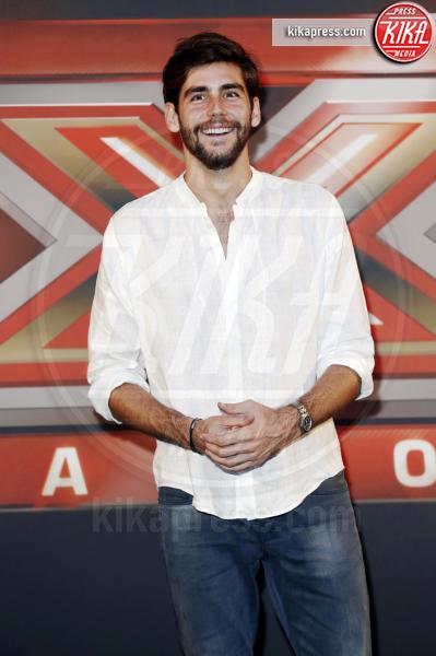 Alvaro Soler - Venezia - 12-09-2016 - Aurora Ramazzotti brilla al party d'apertura di X-Factor