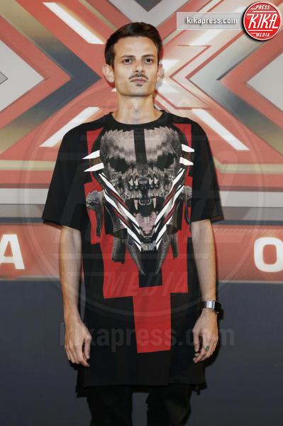 Fabio Rovazzi - Venezia - 12-09-2016 - Aurora Ramazzotti brilla al party d'apertura di X-Factor