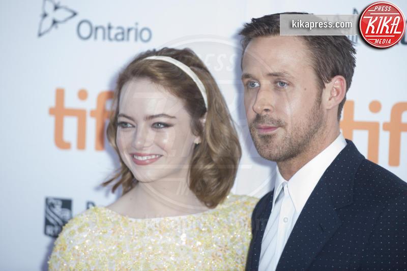 Emma Stone, Ryan Gosling - Toronto - 12-09-2016 - Critics' Choice Awards: La la la land fa il pieno di nomination