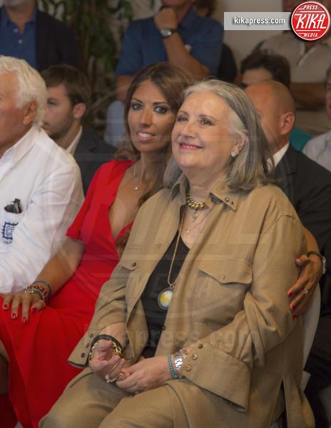 Laura Biagiotti, Lavinia Biagiotti - Roma - 13-09-2016 - Lutto nel mondo della moda: è morta Laura Biagiotti