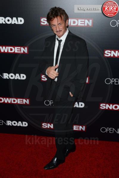 Sean Penn - New York - 14-09-2016 - Sean Penn e Amber Heard, il nuovo amore di Hollywood