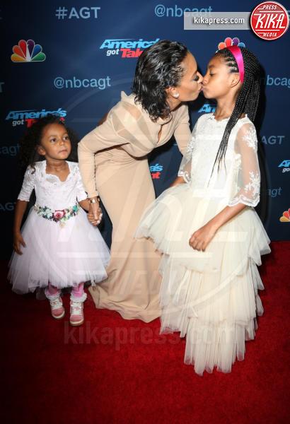 Angel Iris Murphy Brown, Madison Brown Belafonte, Mel B - Hollywood - 13-09-2016 - Threesome e percosse, i perché del divorzio di Mel B