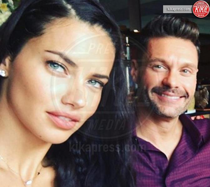 Adriana Lima, Ryan Seacrest - 14-09-2016 - Altro che Khedira: Adriana Lima sta con Ryan Seacrest?