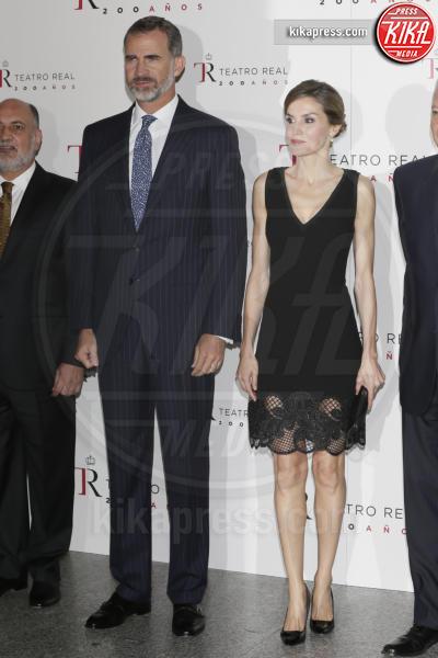 Re Felipe di Borbone, Letizia Ortiz - Madrid - 15-09-2016 - Letizia di Spagna, regina di stile con genio e... regolatezza!
