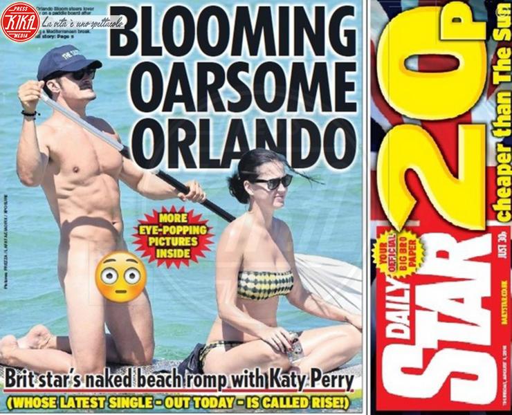 Katy Perry, Orlando Bloom - Sardegna - 16-09-2016 - Katy Perry-Orlando Bloom di nuovo insieme: ecco le prove