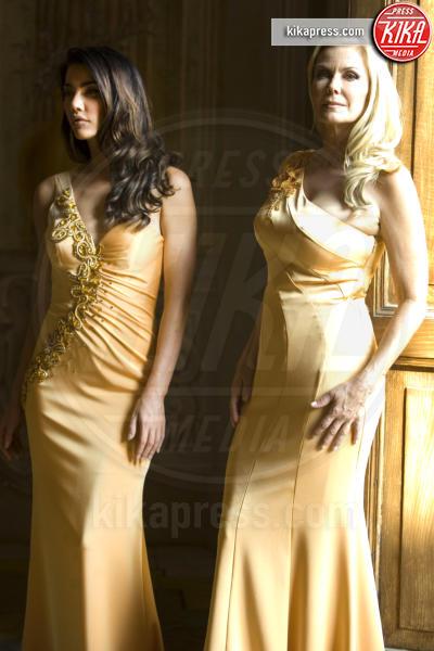Katherine Kelly Lang, Jacqueline MacInnes Wood - Napoli - 14-09-2016 - Steffy Forrester e Brooke Logan: innamorate della moda italiana