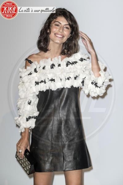Alessandra Mastronardi - Venice - 15-09-2016 - Chi lo indossa meglio? Alessandra Mastronardi e Alexa Chung