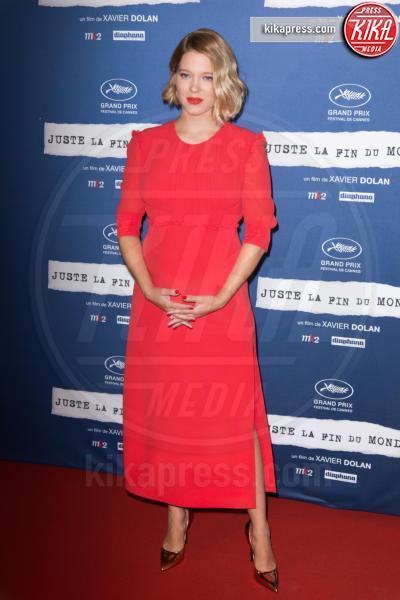 Lea Seydoux - Parigi - 15-09-2016 - Lea Seydoux incinta, il pancione da red carpet
