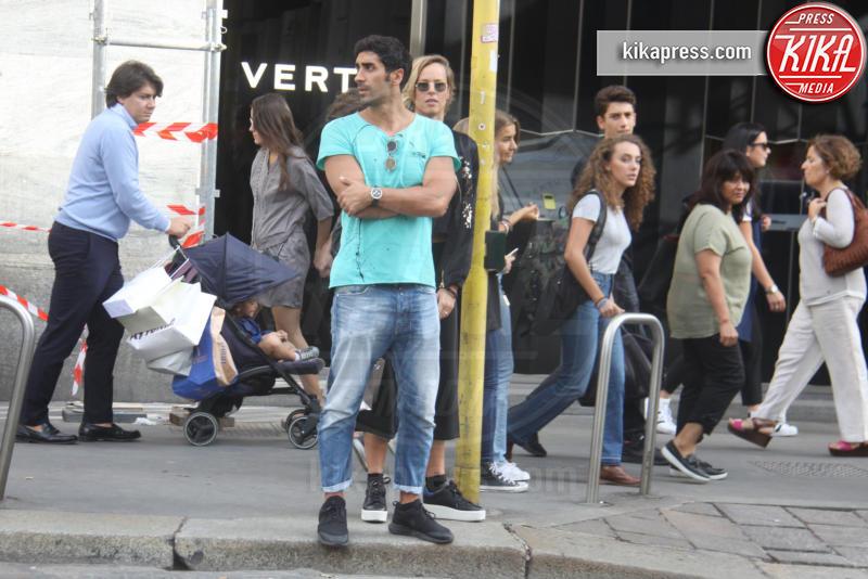 Federica Pellegrini, Filippo Magnini - Milano - 18-09-2016 - Pellegrini-Magnini provano gli anelli, nozze a un passo