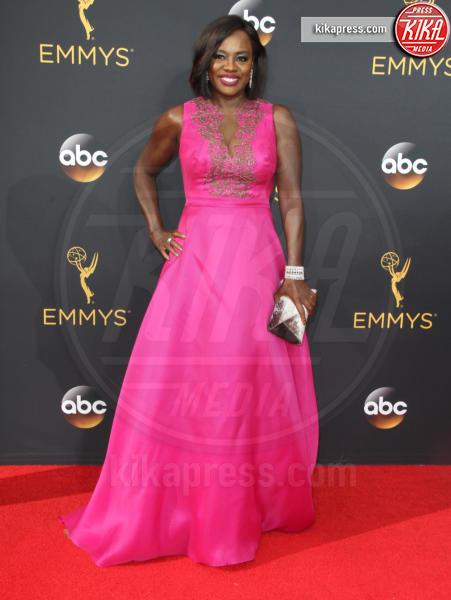 Viola Davis - Los Angeles - 18-09-2016 - Viola Davis è la Migliore attrice non protagonista