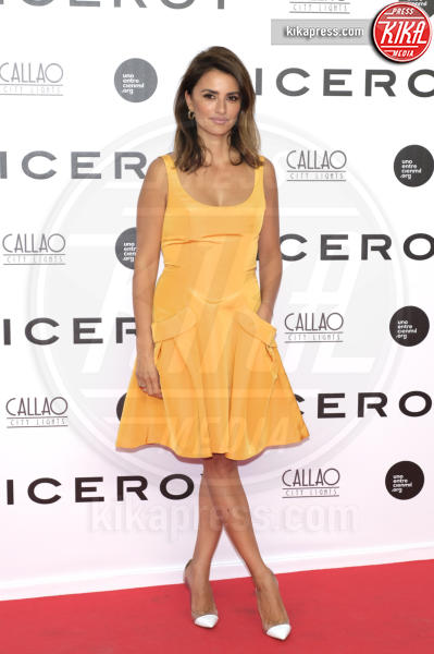 Penelope Cruz - Madrid - 19-09-2016 - Penelope Cruz sarà Donatella Versace in American Crime Story
