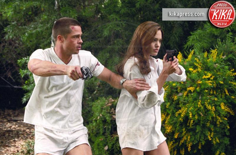 mr & mrs Smith, Angelina Jolie, Brad Pitt - Los Angeles - 16-01-2016 - Addio Brangelina: galeotto fu il set, nel bene e nel male