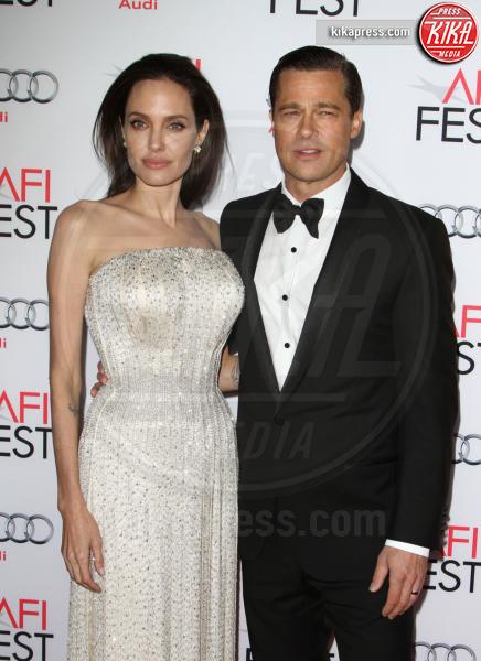 Angelina Jolie Pitt, Brad Pitt - Los Angeles - 16-01-2016 - Addio Brangelina: galeotto fu il set, nel bene e nel male