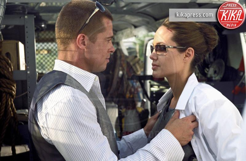 mr & mrs Smith, Angelina Jolie, Brad Pitt - Los Angeles - 16-01-2016 - Addio Brangelina: galeotto fu il set, nel bene e nel male