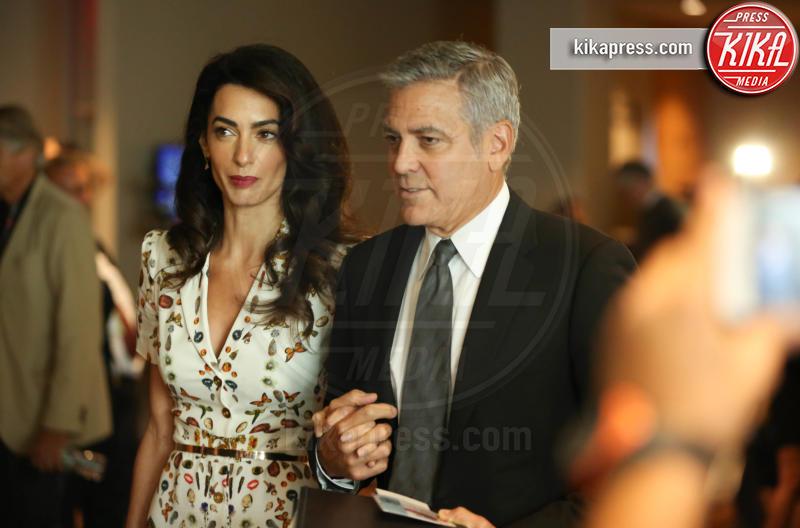 Amal Clooney, George Clooney - New York - 21-09-2016 - George Clooney rivela: