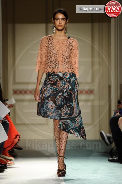 brand new 26a00 21693 Milano Moda Donna 2016, la sfilata di Kristina Ti - Foto ...