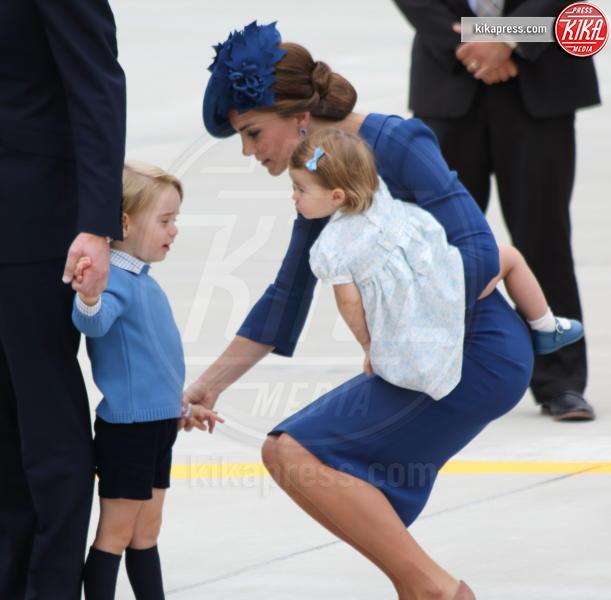 Principessa Charlotte Elizabeth Diana, Principe George, Kate Middleton - Victoria - 04-01-2015 - Principino George: le sette foto che lo hanno resto una star