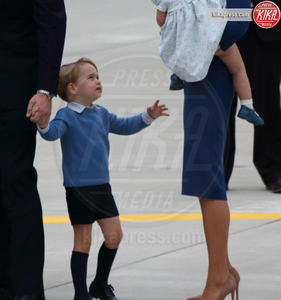Principe George - Victoria - 04-01-2015 - Principino George: le sette foto che lo hanno resto una star