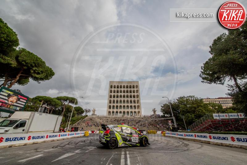 Rally di Roma Capitale - Roma - 24-09-2016 - Rally di Roma Capitale: 20mila sugli spalti