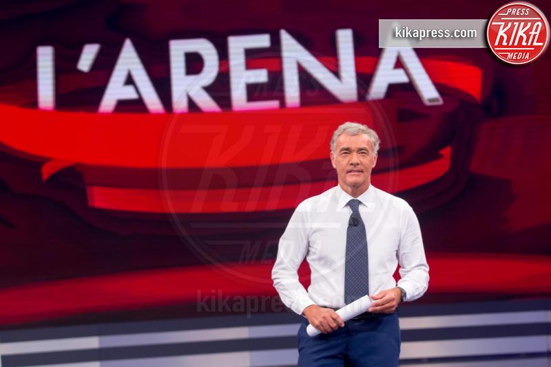 Massimo Giletti - Roma - 25-09-2016 - Rai, L'Arena chiude i battenti. Che fine farà Massimo Giletti?