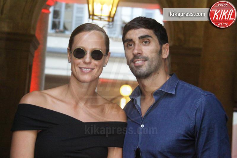 Federica Pellegrini, Filippo Magnini - Milano - 24-09-2016 - Pellegrini-Magnini: quando la coppia del nuoto va a fondo!
