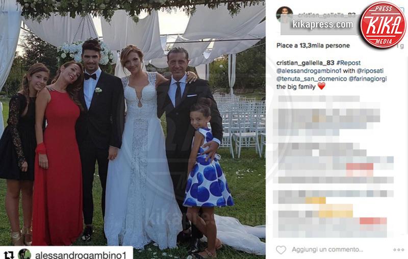 Cristian Gallella, Tara Gabrieletto - 26-09-2016 - Cristian Gallella: