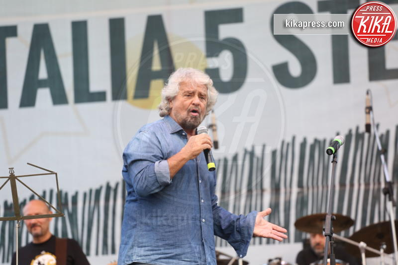 Beppe Grillo - Palermo - 24-09-2016 - Beppe Grillo si riprende il M5S a Palermo