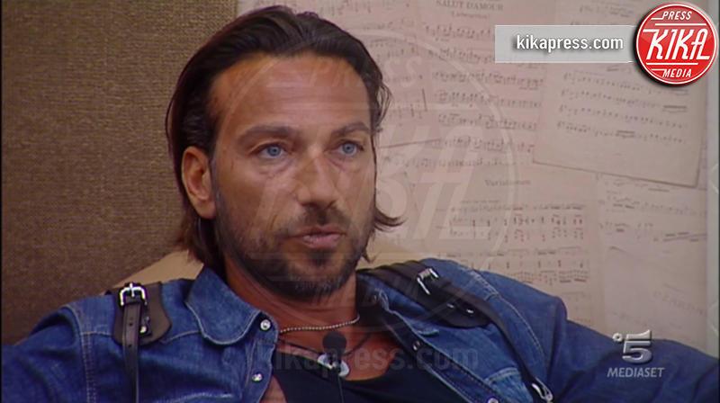 Grande Fratello Vip, Costantino Vitagliano - Roma - 27-09-2016 - Grande Fratello Vip, Costantino Vitagliano il primo eliminato