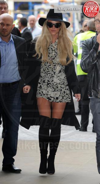 Britney Spears - Londra - 28-09-2016 - Britney Spears esce allo scoperto con il nuovo fidanzato