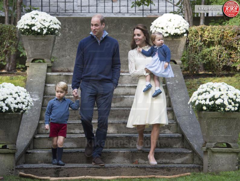 Principessa Charlotte Elizabeth Diana, Principe George, Principe William, Kate Middleton - Victoria - 30-09-2016 - Pippa Middleton: tutti i numeri del matrimonio (da 300mila euro)