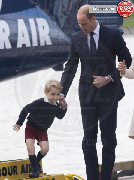 Principe George, Principe William - Victoria - 01-10-2016 - Goodbye Canada! I duchi di Cambridge tornano a casa