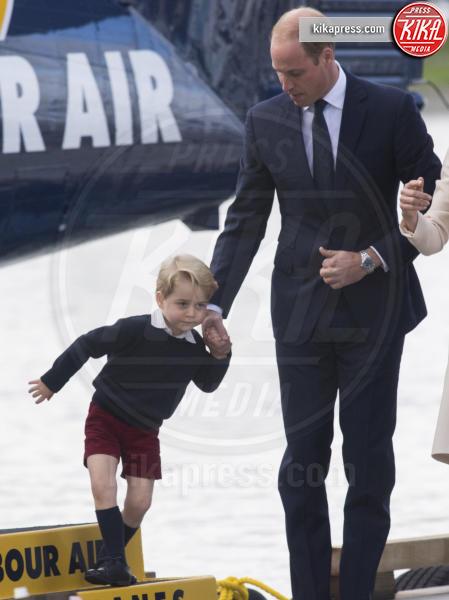 Principe George, Principe William - Victoria - 01-10-2016 - Principino George: le sette foto che lo hanno resto una star