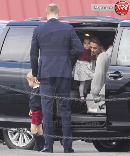 Principe William - Victoria - 01-10-2016 - Goodbye Canada! I duchi di Cambridge tornano a casa