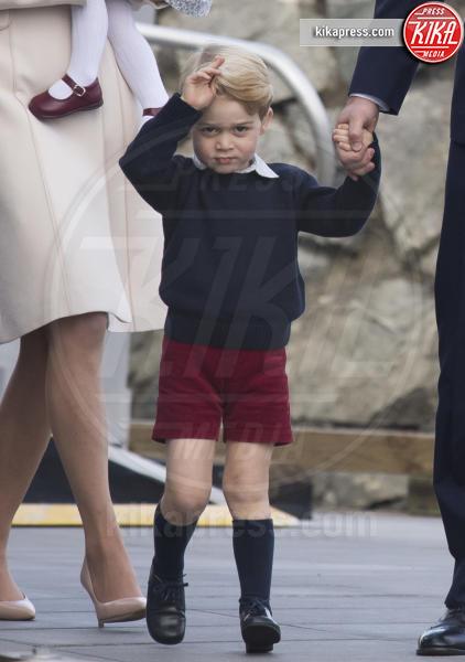 Principe George - Victoria - 01-10-2016 - Goodbye Canada! I duchi di Cambridge tornano a casa