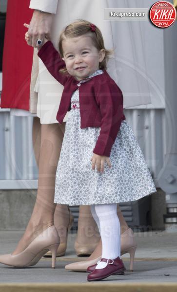 Principessa Charlotte Elizabeth Diana - Victoria - 01-10-2016 - Goodbye Canada! I duchi di Cambridge tornano a casa