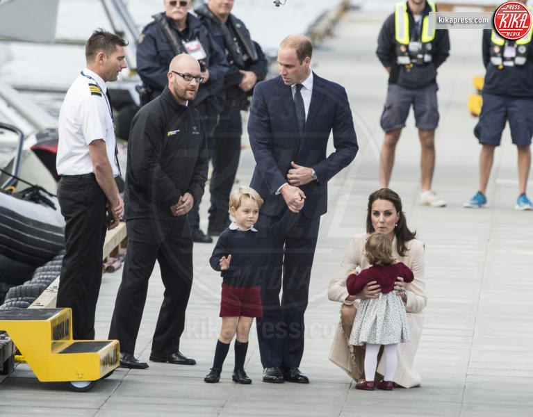 Principessa Charlotte Elizabeth Diana, Principe George, Principe William, Kate Middleton - Victoria - 02-10-2016 - George e Charlotte tra paggetti e damigelle: le foto più belle