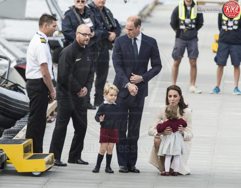 Principessa Charlotte Elizabeth Diana, Principe George, Principe William, Kate Middleton - Victoria - 02-10-2016 - Pippa Middleton: tutti i numeri del matrimonio (da 300mila euro)